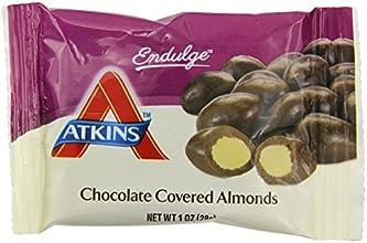 Atkins Endulge Almond Pieces Chocolate 1 Ounce