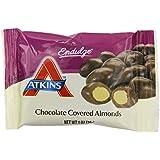 Atkins Endulge Almond Pieces, Chocolate, 1 Ounce