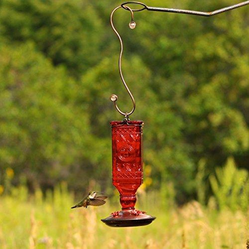 Perky Pet Hanging Hook Home Garden Decor Bird Feeder