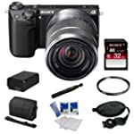 Sony NEX-5RK/B 16.1 MP Compact Interc...