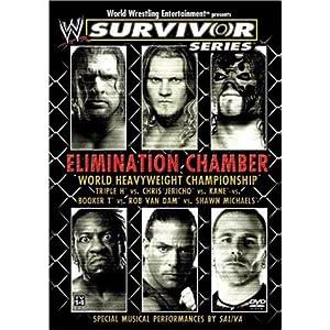 WWE Survivor Series 2002 - Elimination Chamber movie