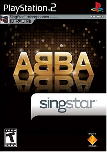 51VVWEPzuvL Cheap Buy  SingStar ABBA (Stand Alone)