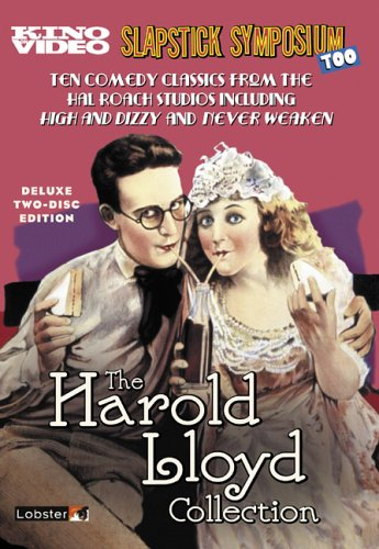 Slapstick Symposium Too: Harold Lloyd Collection [DVD] [1918] [Region 1] [US Import] [NTSC]