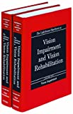 img - for The Lighthouse Handbook on Vision Impairment and Vision Rehabilitation (2-Volume Set + Free CD-ROM with Return of Enclosed Card) book / textbook / text book
