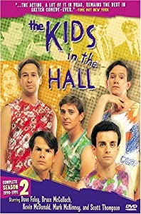The Kids in the Hall - Complete Season 2 (1990-1991)