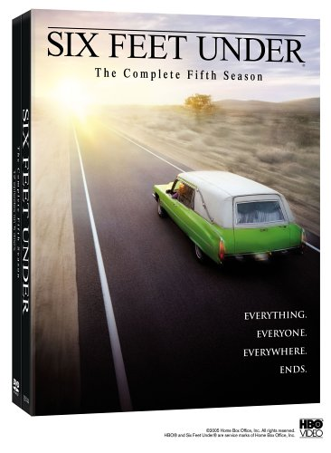 Six Feet Under: Complete HBO Season 5 [DVD]