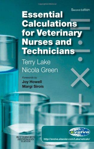 Dosage Calculations for Veterinary Nurses & Technicians