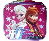 Disney Frozen Elsa and Anna Lunch Box Tote Family Forever