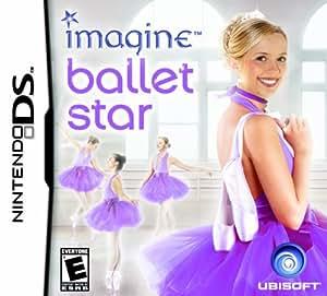 Imagine Ballet Star (Fr/Eng game-play) - Nintendo DS