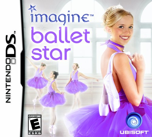 51VVZynx59L Reviews Imagine Ballet Star DS
