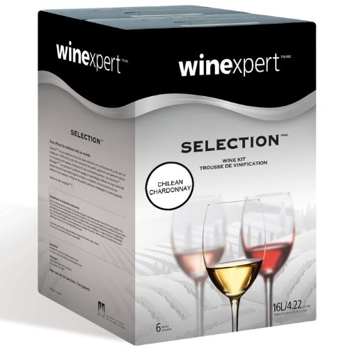 Chilean Chardonnay (Selection International) (Selection International Wine Kits compare prices)