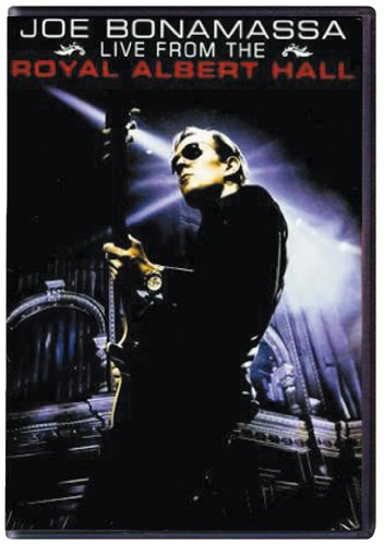 Joe Bonamassa - Live From The Royal Albert Hall [DVD] [2009]