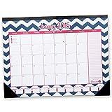 Cute Chevron Desk Calendar by bloom daily planners