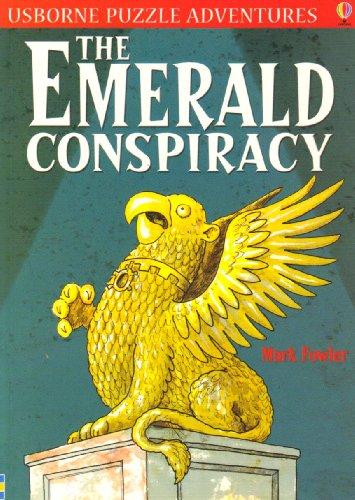 Emerald Conspiracy (Usborne Puzzle Adventures)