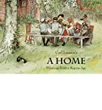 img - for A Home: Paintings from a Bygone Age (Hardback) - Common book / textbook / text book