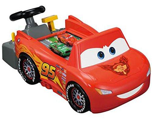 ディズニー レースでおいこせ!カーズトミカ  ドライビング マックィーン