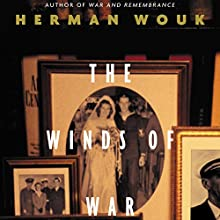 The Winds of War Audiobook by Herman Wouk Narrated by Kevin Pariseau