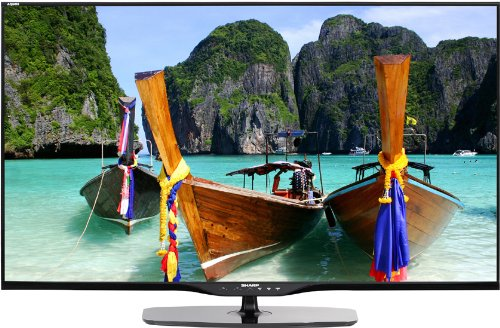 Sharp LC-60LE652E 60 -inch LCD 1080 pixels 200 Hz 3D TV