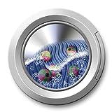 Acquista Wenko 7027100 - Sfere per bucato anti pelucchi, plastica (PP), 6 pezzi, ø 4 cm, colore: Verde / Rosa