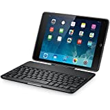 Anker® Ultra Protective Keyboard Case Cover for iPad Air with Magnetic Detachable Keyboard, 6-Month Battery Life and Auto Sleep / Wake