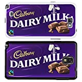 Chocolate Bar Cover case for Samsung Galaxy Note 3 N9000 - Dairy Milk - 777 - Black