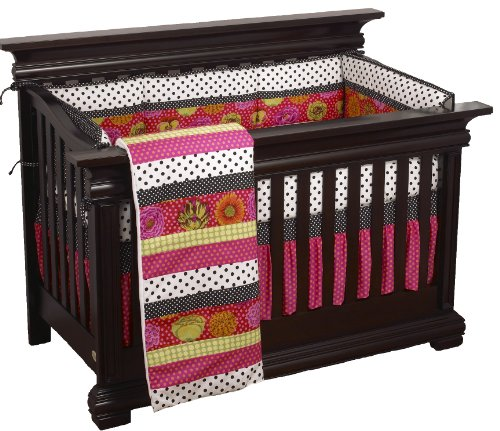 Cotton Tale Designs Tula 8 Piece Crib Bedding Set