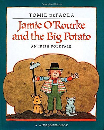 Jamie O'Rourke and the Big Potato by Tomie dePaola (1997-01-27) (Jamie O Rourke And The Big Potato compare prices)