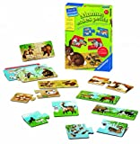Ravensburger - 24312 - Jeu ducatif premier ge - Maman et ses petits