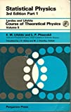 Statistical Physics, Part 1, 3rd Revised and Enlarged Edition (0080230385) by L.D. Landau