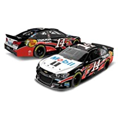 Buy Lionel Racing Tony Stewart # 14 Mobile 1 2013 Chevy SS NASCAR Diecast Car 1:64 Scale ARC HT by Lionel Racing