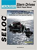 img - for Mercruiser Stern Drives 1964 - 1991 (Seloc Marine Tune-Up and Repair Manuals) book / textbook / text book