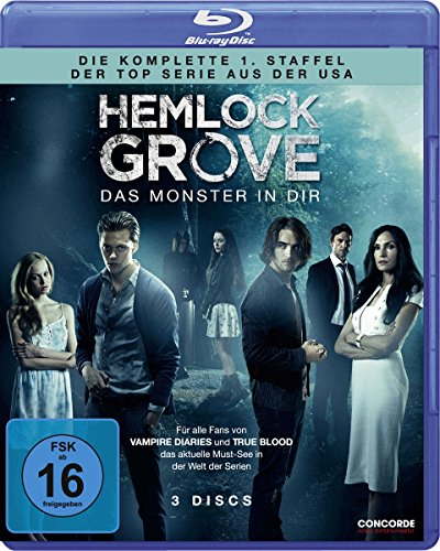 Hemlock Grove - Das Monster in Dir - Die komplette Staffel 1 [Blu-ray]