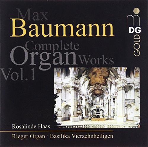 Complete Organ Works I - 1
