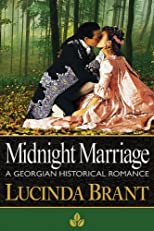 Midnight Marriage: A Georgian Historical Romance (Roxton Series)