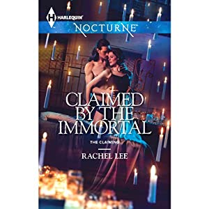 Claimed by the Immortal Audiobook