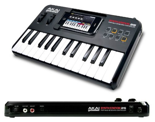 AKAI MIDI����ȥ?���25���� SynthStation25