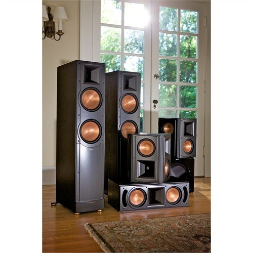 Klipsch Speakers RF-82II Home Theater System 5.1-Free PA150 Sub