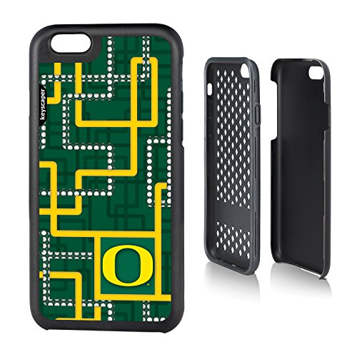 Oregon Ducks Iphone 6 Rugged Case Pipes Ncaa