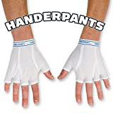 Handerpants Novelty Underwear Fingerless Gloves