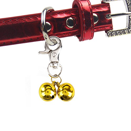 EXPAWLORER-2-Sets-Bell-Training-Charm-Pendants-Jewelry-for-Pet-Dog-Cat-Necklace-Collar