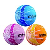 Mitre Attack Netball (Pink,5)