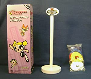 Amazon Com The Powerpuff Girls Wooden Scrunchie Holder