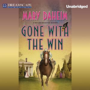 Gone with the Win: A Bed-and-Breakfast Mystery, Book 28 | [Mary Daheim]