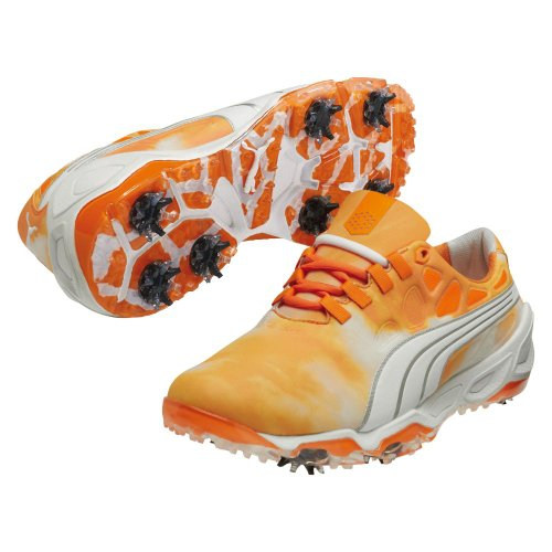 d4f48103d6a1 and also read review customer opinions just before buy NEW Puma Limited  Edition BioFusion Sky Vibrant Orange Size 10 5 Mens Golf Shoes.