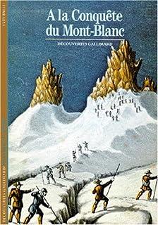 À  la conquête du Mont-Blanc, Ballu, Yves