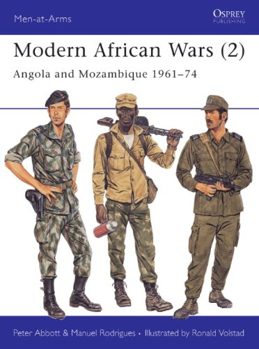 Modern African Wars (2): Angola and Mozambique