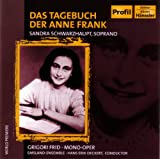 Classical Music : FRID: The Diary of Anne Frank - World Premiere Recording