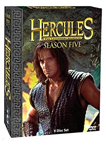 Hercules The Legendary Journeys - Season 5
