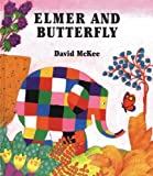David McKee Elmer And Butterfly