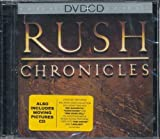 Moving Pictures / Chronicles (CD/DVD Combo Pack) by Rush (2001-08-02)